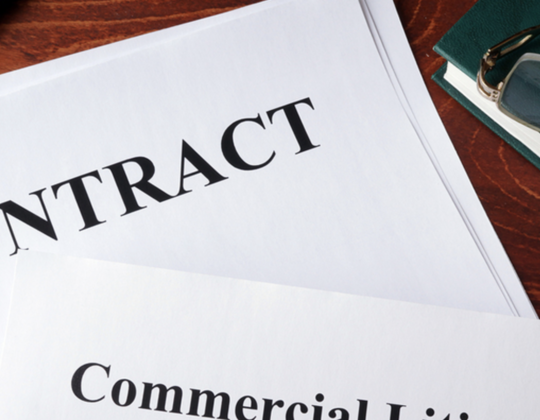 Contract & Commercial Litigation